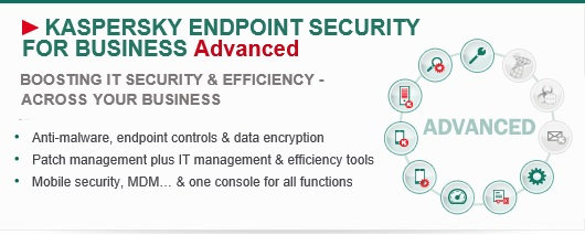 Kaspersky Endpoint Security -Advanced