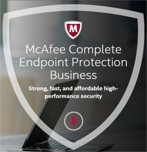 McAfee Endpoint Protection for Business